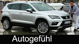 seat ateca xcellence seat ateca full review test driven all new suv neu vw tiguan