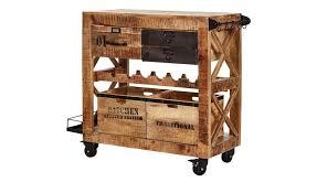servierwagen küche servierwagen puno möbel höffner