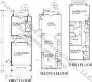 chicago bungalow floor plans plan d3011