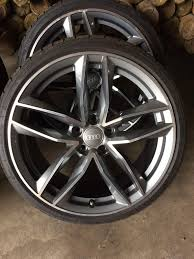 audi rs6 wheels 19 audi rs6 19 inch alloy wheels tyres 5x112 in randalstown
