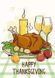 thanksgiving turkey vector material thanksgiving turkey
