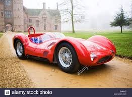 maserati pininfarina birdcage maserati birdcage sports car le mans car from 1960s stock photo