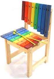 Colorful Furniture by Daisung Kim Xylophone Chair Design U2022 Furniture Pinterest