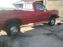 anyone seeing any beat up cheap 12vs dodge cummins diesel forum