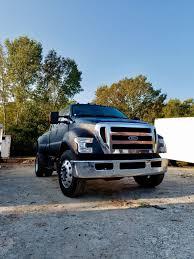 ford f650 custom trucks for sale custom built 2000 ford f650 crew cab