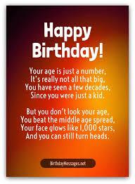 cute birthday poems cute birthday messages