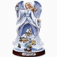 kinkade catalog figurines ornaments