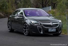 opel holden 2016 holden insignia vxr review video performancedrive