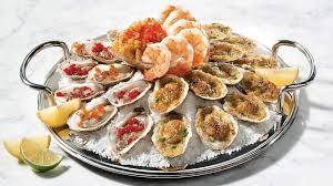 comment cuisiner des huitres huîtres gratinées au parmesan et à l ail recettes iga beurre
