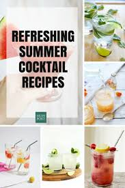 cocktail recipes book 30 summer cocktail recipes that u0027ll keep you fully refreshed huffpost