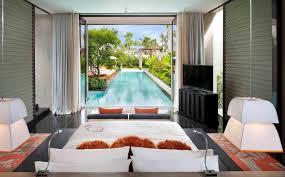 w bali seminyak villa extreme wow three bedroom pool villa