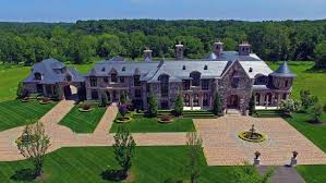 French Chateau Style French Chateau For Sale In Colts Neck New Jersey