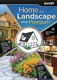 House Design Programs For Pc Amazon Com Punch Home U0026 Landscape Design Premium V17 7 Home
