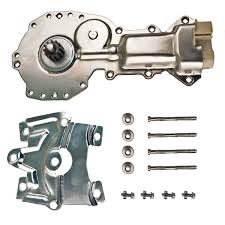 power window motor 12 tooth with install kit fits chevy gmc olds