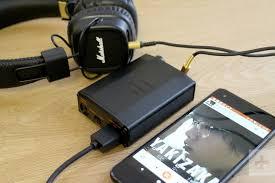 black review ifi idsd nano black label dac on review digital trends