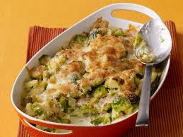 brussels sprouts gratin recipe food network