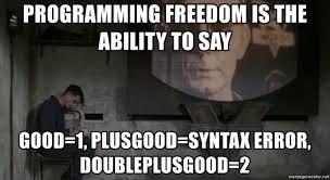 Computer Programmer Meme - memes about programming