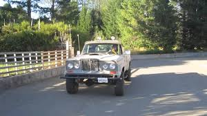 jeep gladiator 1965 jeep gladiator youtube