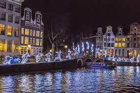amsterdam light festival boat tour blue boat company in amsterdam the netherlands lonely planet
