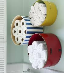 Bathroom Towel Storage Ideas by 7 Towel Storage Ideas For A Small Bathroom