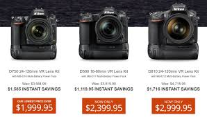nikon d750 black friday nikon d5500 bundle deals cheapest price nikon deal
