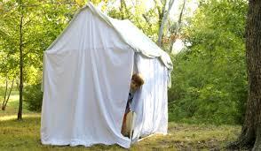 Tent Building Craftionary