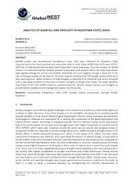 free resume template australia 2015 rainfall analysis of rainfall and drought in pdf download available