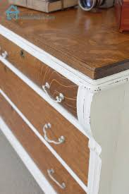 Remodelando La Casa Old Stone by Remodelando La Casa Quick Paint Update To A Dresser