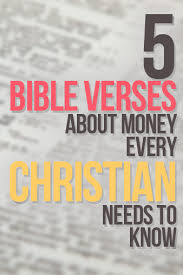 scripture about being the light 5 bible verses about money every christian should know