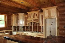 Rustic Cabinets For Sale Rustic Hickory Kitchen Cabinets Solid Wood Kitchen Furniture Ideas