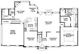 5 bedroom 4 bathroom house plans 5 bedroom 4 bath ranch house plans glif org