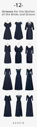 elegant sheath navy blue mother of the bride dress with beaded