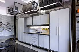 a one car garage that s fit for two garage living blog garage living10