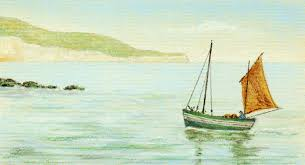pastel pencil demonstrations season 1 u2013 cliff u0026 boat colin