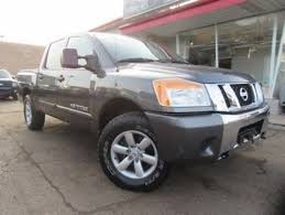 nissan pickup 4x4 nissan titan 4x4 le for sale used cars on buysellsearch