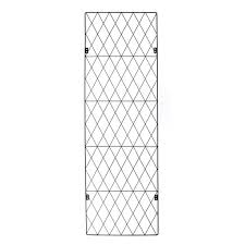 wedding arches bunnings screen panel mtl garden trend 112x46cm sq top trellis 3161 i n