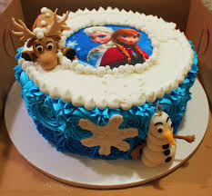 creative cakes by lynn frozen movie cake