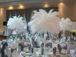 Ostrich Feather Centerpiece 291 Best Feather Ideas Images On Pinterest Gatsby Theme Ostrich