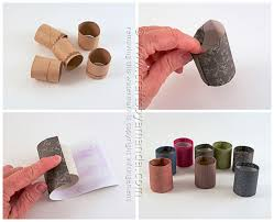 pilgrim thanksgiving napkin rings crafts by amanda
