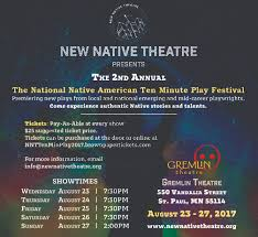 Native Home Design News New Native Theatre New Native Theatre