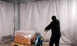 goff s curtain walls roll up doors sound curtains welding