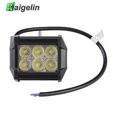 2 inch led spot light 2 pcs lot 4 inch 18w led spotlight car lights waterproof led 12v 24v