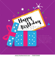 many stock birthday party invitation card vector creation happy birthday vector design greeting cards stock vector 644976415