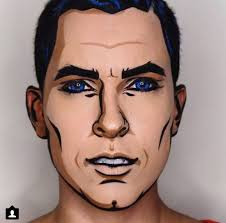 the 25 best mens halloween makeup ideas on pinterest maquillage