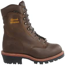 s insulated boots size 9 chippewa logger 9 work boots for save 45