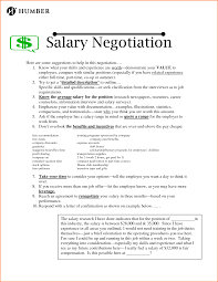 7 example of counter offer letter salary sales slip template