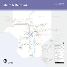 A Train Map Map A Potential 2040 Los Angeles Metro Subway System Map 89 3 Kpcc