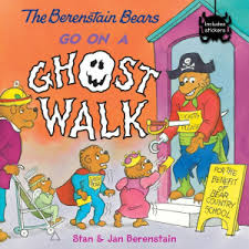 Berenstien Bears The Berenstain Bears Go On A Ghost Walk Jan Berenstain Stan