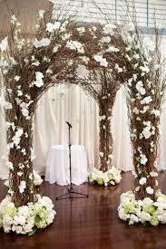 Wedding Arbor Ideas The 25 Best Winter Wedding Arch Ideas On Pinterest Winter