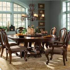 costco dining room furniture rustic round dining table for 8 costco dining set 7 piece imagio